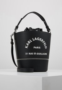 KARL LAGERFELD - Sac à main - black - 0