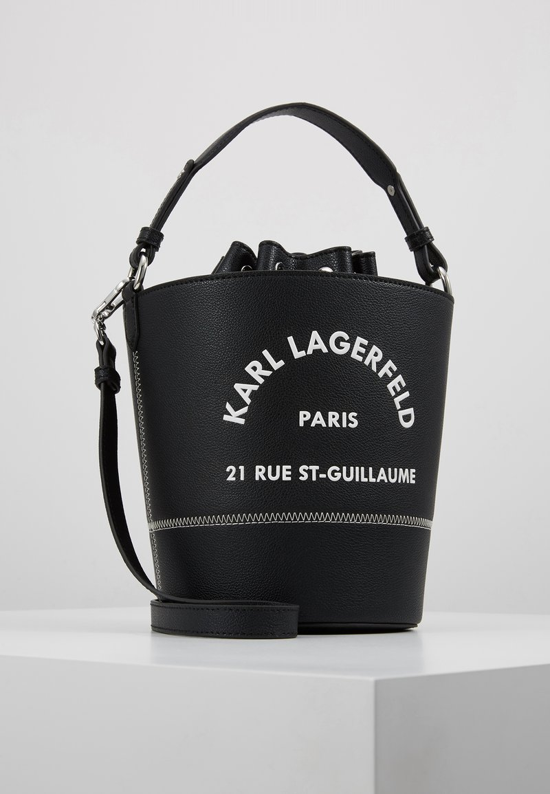 KARL LAGERFELD - Sac à main - black