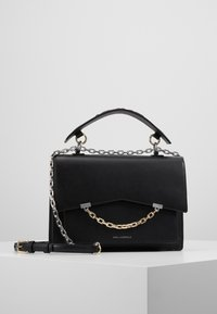 KARL LAGERFELD - SEVEN TOP HANDLE - Skuldertasker - black - 0