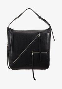 KARL LAGERFELD - ODINA  - Shoppingveske - black/nickel - 5