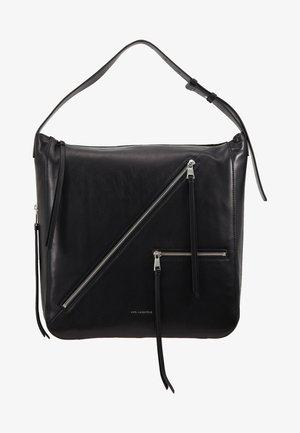 ODINA  - Shoppingveske - black/nickel