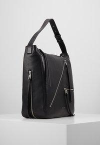 KARL LAGERFELD - ODINA  - Shoppingveske - black/nickel - 3