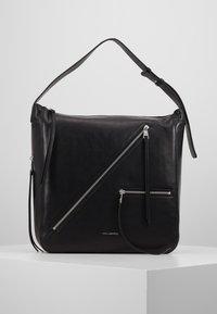 KARL LAGERFELD - ODINA  - Shoppingveske - black/nickel - 0