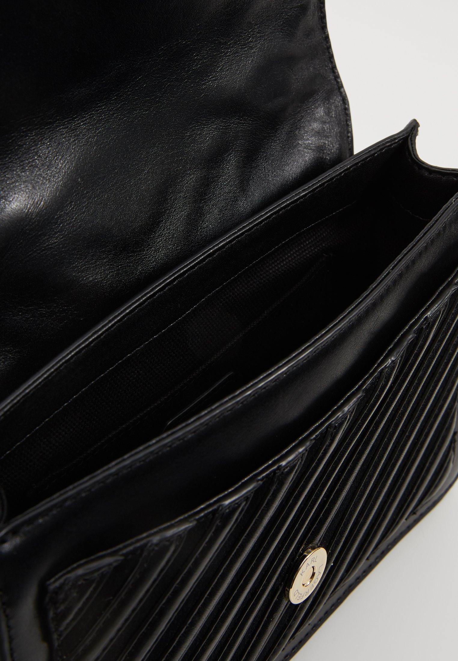 Klassik Quilted gold SmallSac Lagerfeld Bandoulière Karl Black dCQrhsxt
