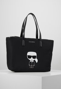 KARL LAGERFELD - Shopping bag - black - 0