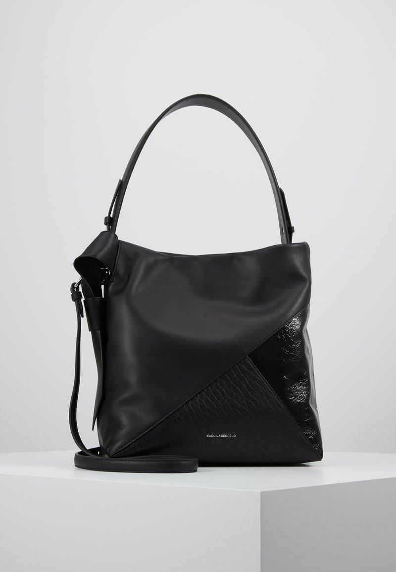 KARL LAGERFELD - GEO - Handbag - black