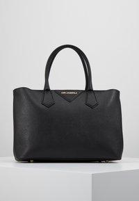 KARL LAGERFELD - KLASSIK  - Handbag - black - 0