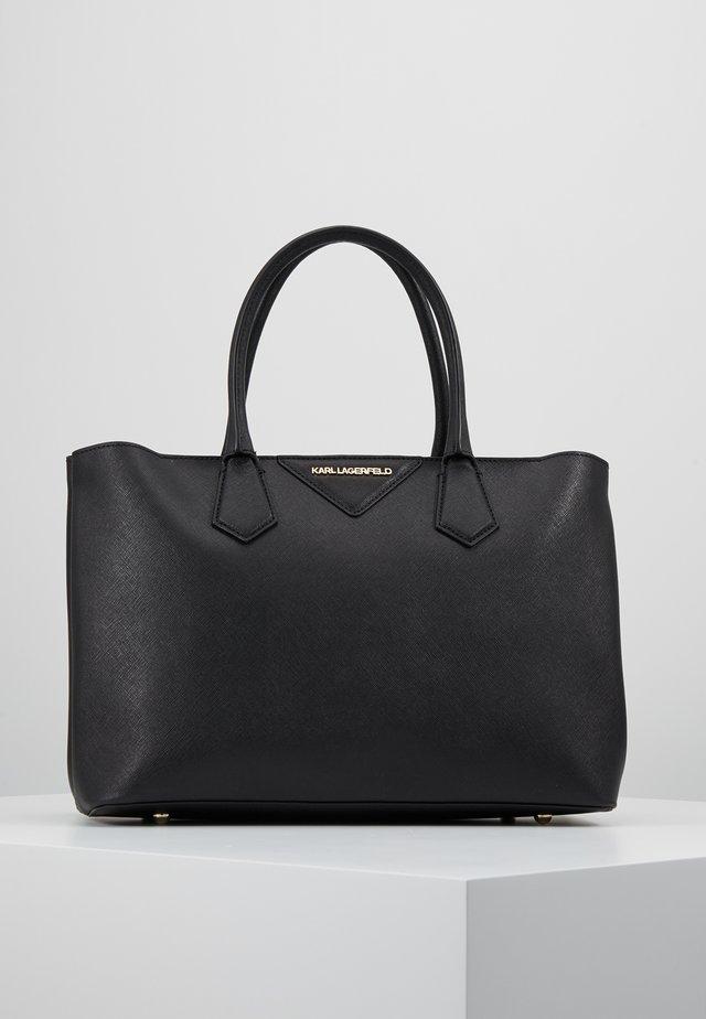 KLASSIK  - Handtasche - black