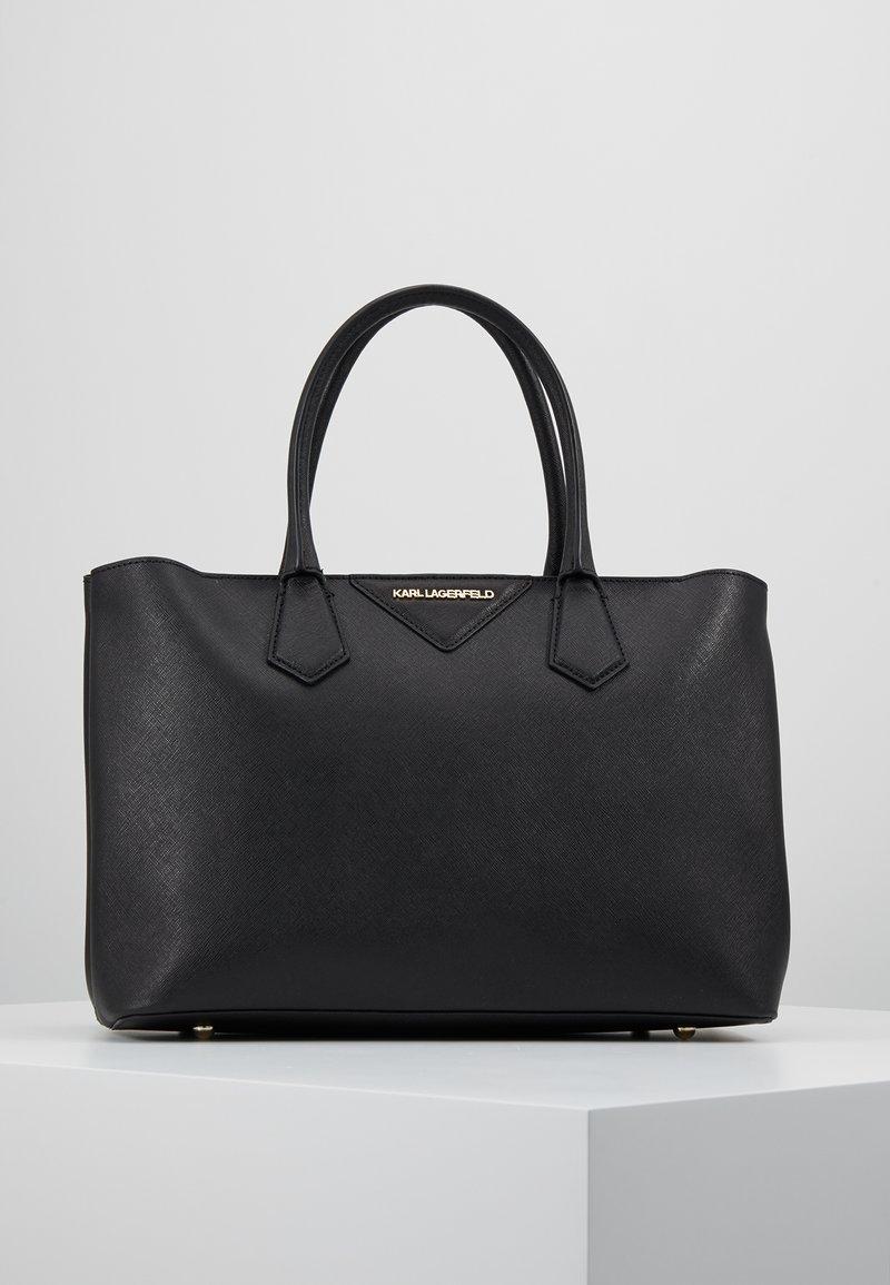 KARL LAGERFELD - KLASSIK  - Handbag - black