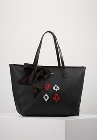 KARL LAGERFELD - SHOPPER - Bolso shopping - black - 0