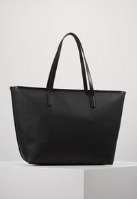 KARL LAGERFELD - SHOPPER - Bolso shopping - black - 2