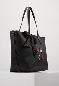 KARL LAGERFELD - SHOPPER - Shoppingveske - black - 3