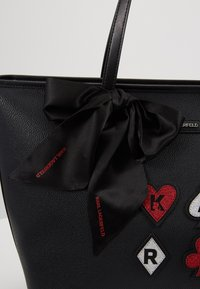 KARL LAGERFELD - SHOPPER - Bolso shopping - black - 6