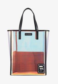 KARL LAGERFELD - FUN IRIDESCENT - Shopper - transparent - 7