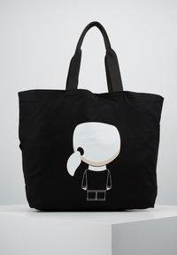 KARL LAGERFELD - Shopping Bag - black - 2