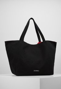 KARL LAGERFELD - RUE ST GUILLAUME TOTE - Cabas - black - 2