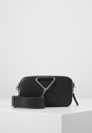 K/VEKTOR CAMERA BAG - Skuldertasker - black