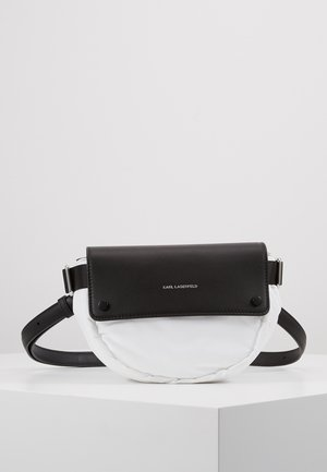 IKON BELT BAG - Sac banane - white