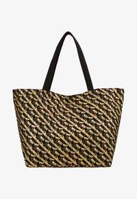 KARL LAGERFELD - Shoppingveske - bronze - 6