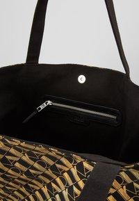 KARL LAGERFELD - Shoppingveske - bronze - 4