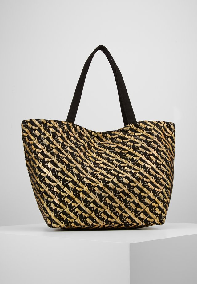Shopping Bag - bronze