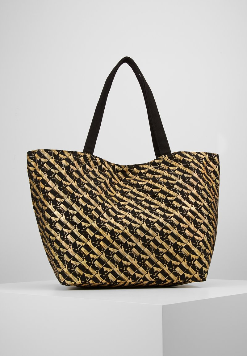 KARL LAGERFELD - Shoppingveske - bronze