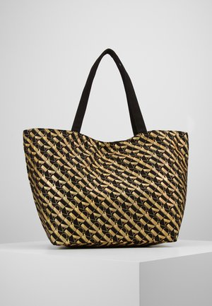 Bolso shopping - bronze
