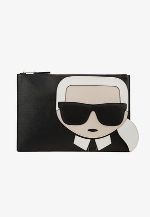 IKONIK POUCH - Clutch - black