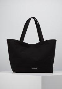 KARL LAGERFELD - SHOPPER - Tote bag - black - 2