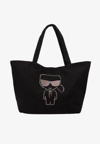 KARL LAGERFELD - SHOPPER - Tote bag - black - 5