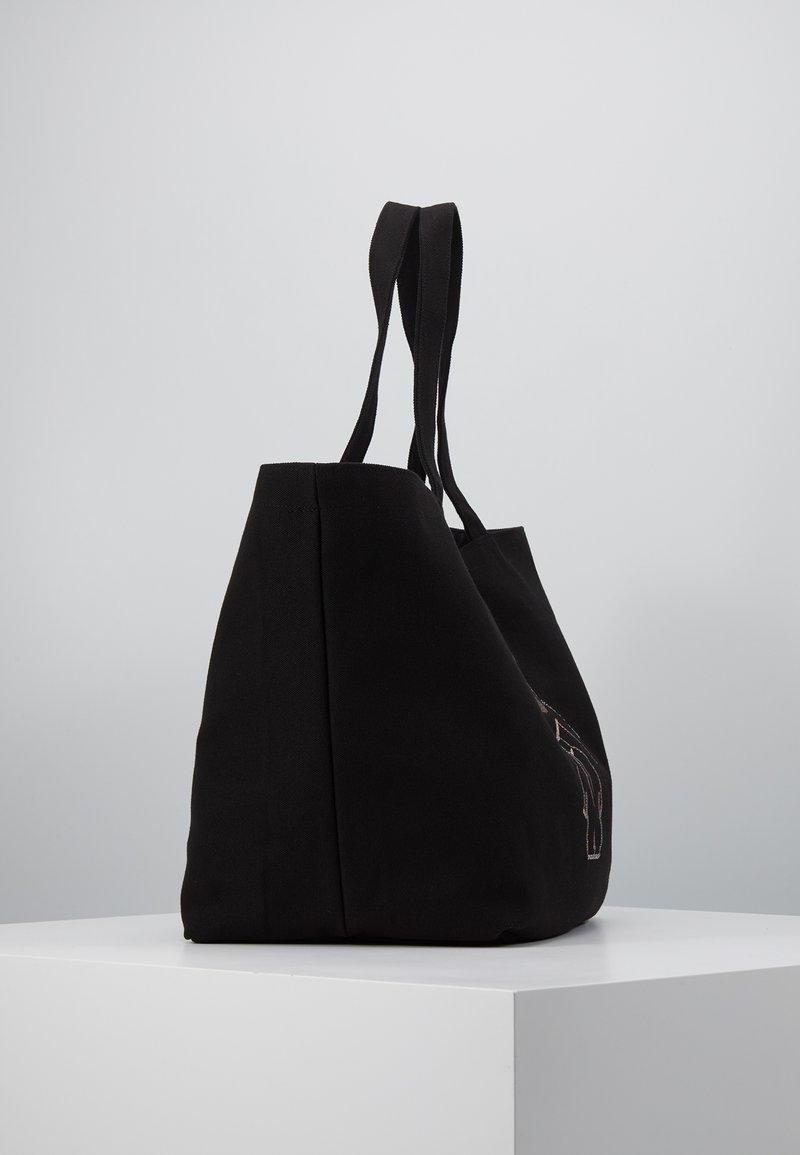 KARL LAGERFELD - SHOPPER - Tote bag - black