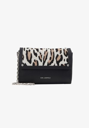 IKON LEO POCHETTE ON CHAIN SET - Wallet - white