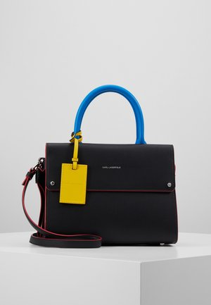 K/IKON BH SMALL TOP HANDLE - Sac à main - black