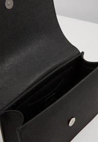 KARL LAGERFELD - K/PIXEL TOP HANDLE - Kabelka - black - 5