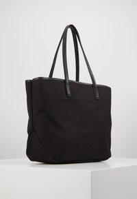 KARL LAGERFELD - IKONIK - Shoppingveske - black - 3