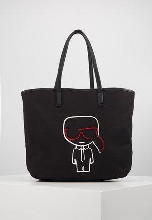 IKONIK - Tote bag - black