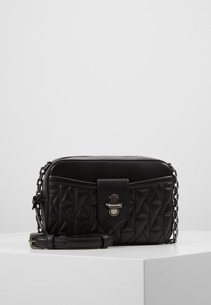 STUDIO CAMERA BAG - Torba na ramię - black