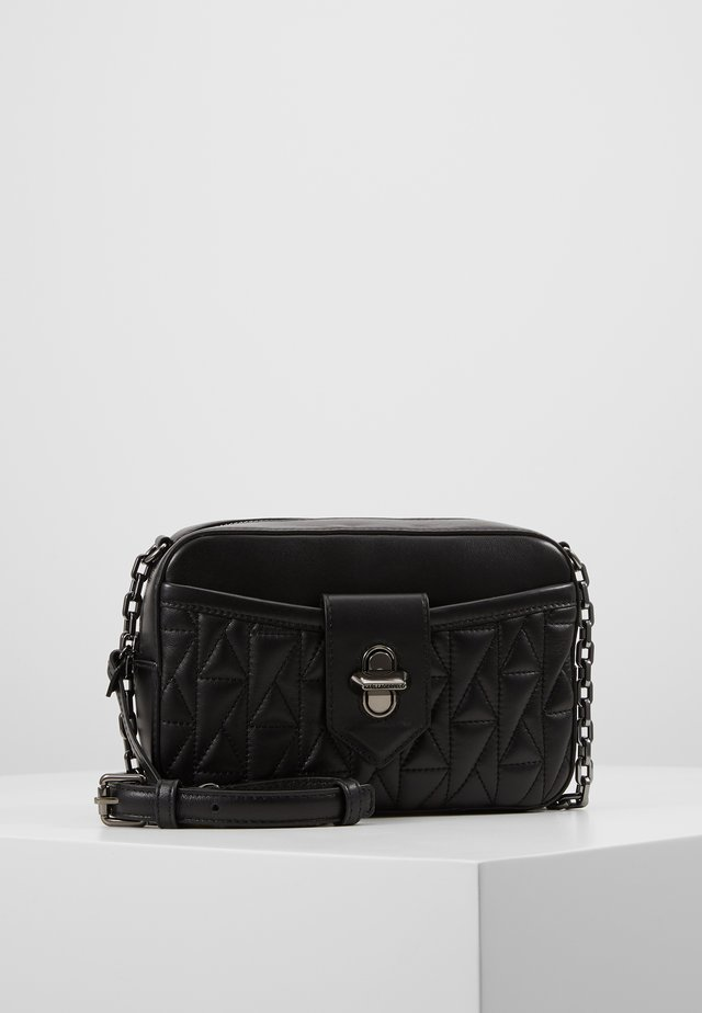 STUDIO CAMERA BAG - Borsa a tracolla - black