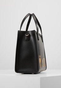 KARL LAGERFELD - SMALL TOTE - Handbag - black - 3