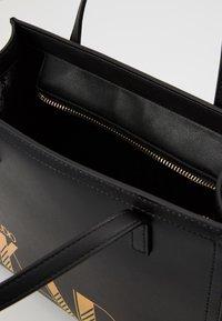 KARL LAGERFELD - SMALL TOTE - Handbag - black - 4