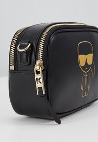 KARL LAGERFELD - CAMERA BAG - Across body bag - black
