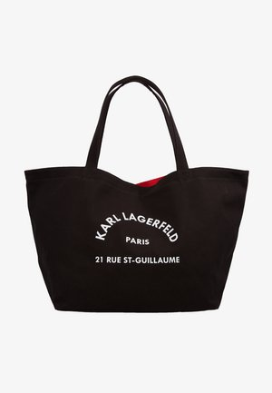 RUE ST GUILLAUME TOTE - Cabas - black
