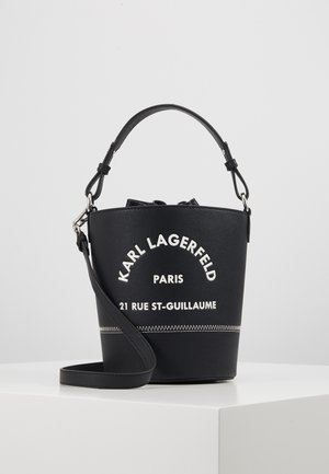 RUE ST GUILLAUME BUCKET - Handbag - black