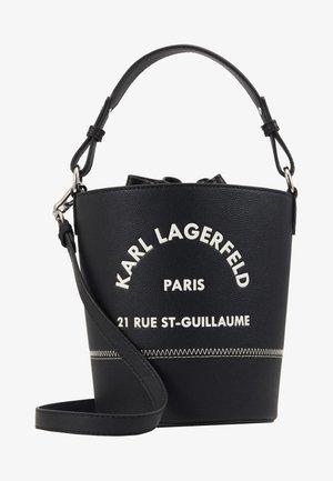 RUE ST GUILLAUME BUCKET - Handtasche - black