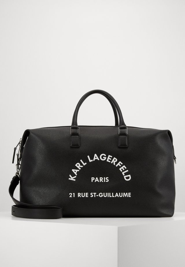 RUE ST GUILLAUME WEEKENDER - Weekend bag - black