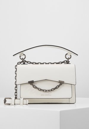 SEVEN SHOULDERBAG - Handbag - white