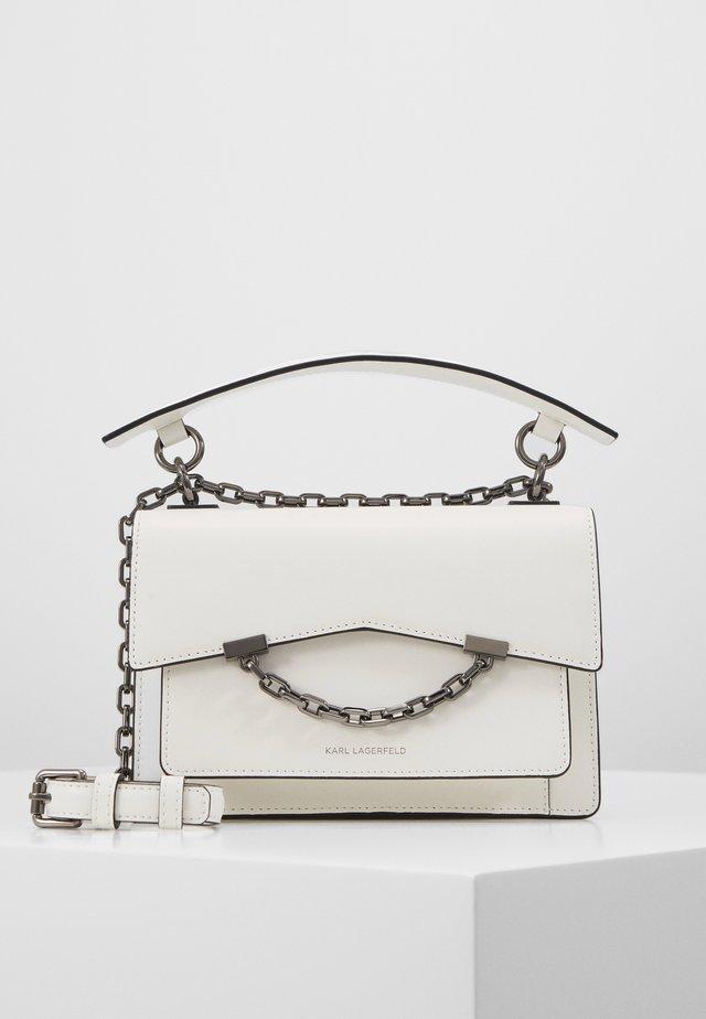 SEVEN SHOULDERBAG - Handväska - white