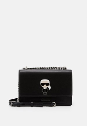 IKONIK LOCK - Handbag - black