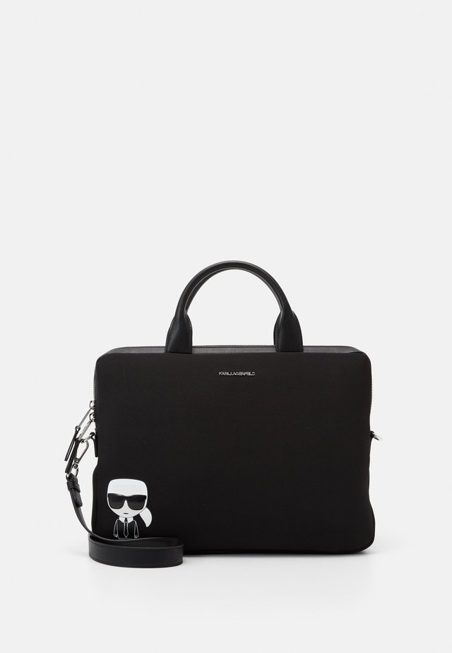 IKONIK LAPTOP SLEEVE STRAP - Briefcase - black