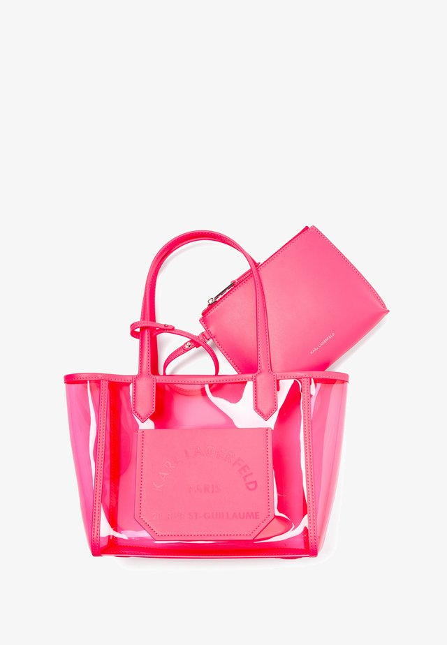 JOURNEY  - Shopping bag - pink
